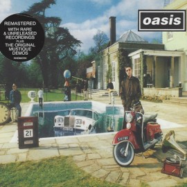 OASIS : CDx3 Be Here Now