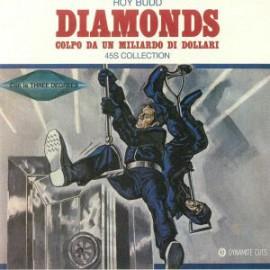 "ROY BUDD : 7""EPx2 Diamonds"