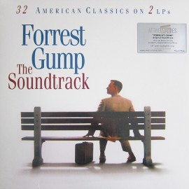 SILVESTRI Alan : LPx2 Forrest Gump (The Soundtrack)