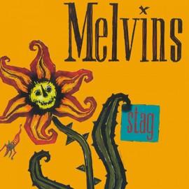 MELVINS : LP Stag (coloured)