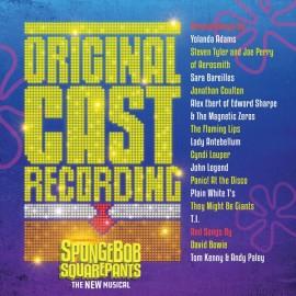 COULTON Jonathan : LPx2  Original Cast Of SpongeBob SquarePants, The New Musical – SpongeBob SquarePants, The New Musical