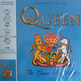 QUEEN : LP The Game Tour 1981