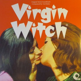 DICKS Ted : LP Virgin Witch