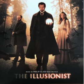 GLASS Philip : LP The Illusionist