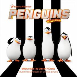 BALFE Lorne : LP Penguins Of Madagascar
