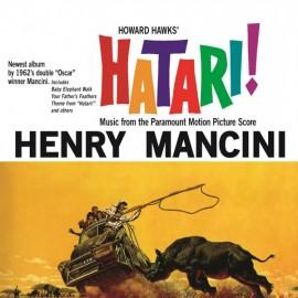 MANCINI Henry : LP Hatari!