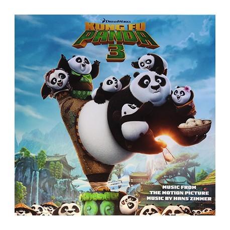 ZIMMER Hans : LPx2 Kung Fu Panda 3