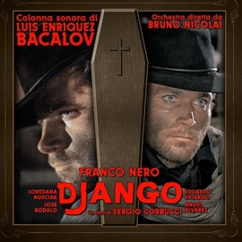 BACALOV Luis : LP Django (gold)