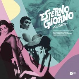 VARIOUS : LP+CD Esterno Giorno D'Estate