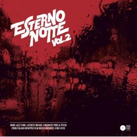 VARIOUS : LP+CD Esterno Notte Vol. 2