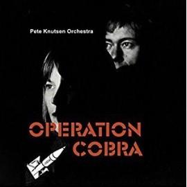 PETE KNUTSEN ORCHESTRA : LP Operasjon Cobra
