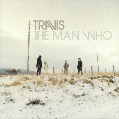 TRAVIS : LP The Man Who