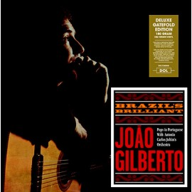 GILBERTO Joao : LP Brazil's Brilliant (gatefold)