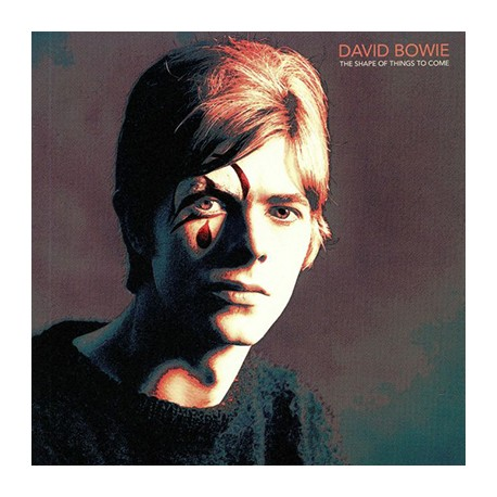 BOWIE David : The Shape Of Things To Come (red)