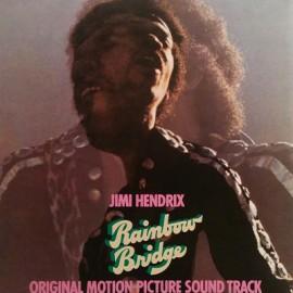 JIMI HENDRIX : LP Rainbow Bridge - Original Motion Picture Sound Track
