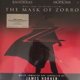 HORNER James : LPx2 The Mask Of Zorro