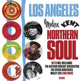 VARIOUS : LP Los Angeles Modern Kent Northern Soul