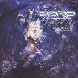 DORO : LPx2 Strong And Proud (30 Years Of Rock And Metal)