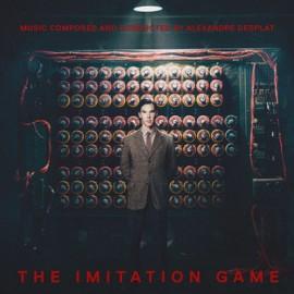 DESPLAT Alexandre : LP The Imitation Game