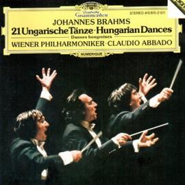 2nd HAND / OCCAS : BRAHMS Johannes : CD 21 Ungarische Tänze - Hungarian Dances - Danses Hongroises