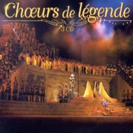 2nd HAND / OCCAS : VARIOUS : CDx3 Choeurs De Légende