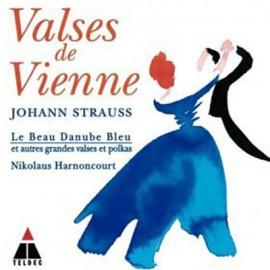 2nd HAND / OCCAS : STRAUSS Johann : CD Valses De Vienne