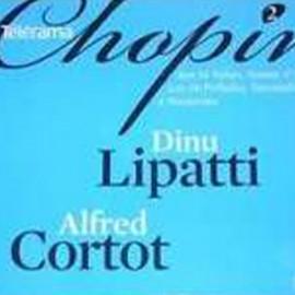 2nd HAND / OCCAS : CHOPIN Frederic : CDx2 Lipatti Dinu / Cortot Alfred