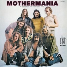 ZAPPA Frank : LP Mothermania : the best of the Mothers