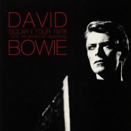 BOWIE David : LPx2 Isolar II Tour 1978 Tokyo FM Broadcast Recording