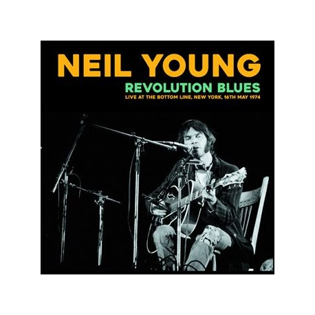 NEIL YOUNG : LP Revolution Blues