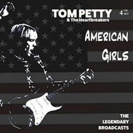 TOM PETTY & THE HEARTBREAKERS : CDx4 American Girls
