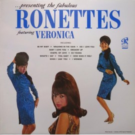 RONETTES (the) : LP Presenting The Fabulous Ronettes Featuring Veronica