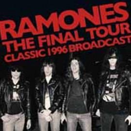 RAMONES : LPx2 The Final Tour Classic 1996 Broadcast