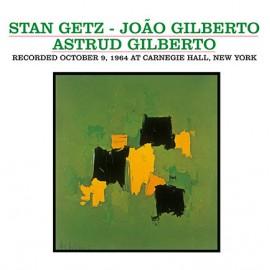 GETZ Stan / GILBERTO Joao / GILBERTO Astrud : LP Recorded October 9, 1964 At Carnegie Hall, New York