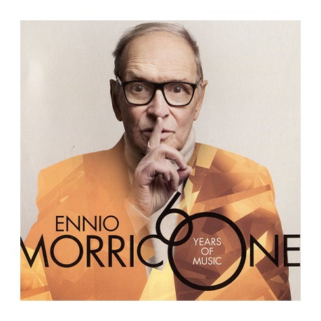 MORRICONE Ennio : CD 60 Years Of Music