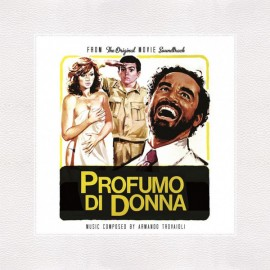 TROVAJOLI Armando : LP Profumo Di Donna