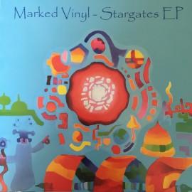 """MARKED VINYL : 12""""EP Stargates EP"""