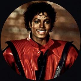 "JACKSON Michael : 12""EP Picture Thriller (Part 1)"
