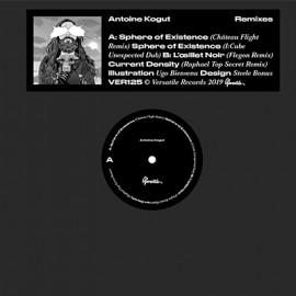 "KOGUT Antoine : 12""EP Remixes"