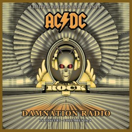 AC/DC : LP Damnation Radio - In Concert - Columbus 1978