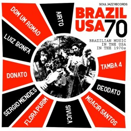 VARIOUS : LPx2 Brazil USA 70 (Brazilian Music In The USA In The 1970s)