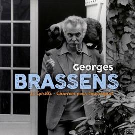 BRASSENS Georges : CDx2 Le Gorille