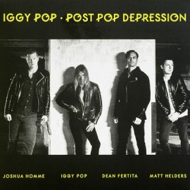 IGGY POP : LP Post Pop Depression