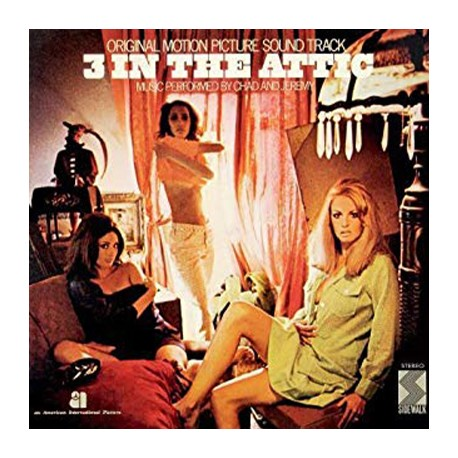 CHAD & JEREMY : LP 3 In The Attic
