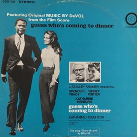 DE VOL Frank : LP Guess Who's Coming To Dinner