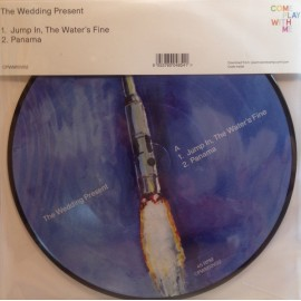"WEDDING PRESENT (the) : 10""EP Jump In, The Water's Fine"