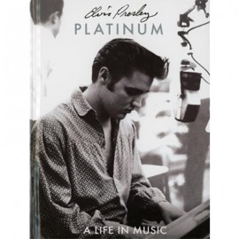 PRESLEY Elvis : CDx4 Platinum - A Life In Music