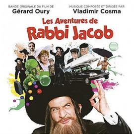 COSMA Vladimir : LP Les Aventures De Rabbi Jacob