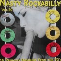 VARIOUS : LP Nasty Rockabilly - Vol.20 - 14 Princely Hammers From The 50's
