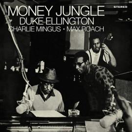 ELLINGTON Duke / MINGUS Charlie / ROACH Max : LP Money Jungle (purple)